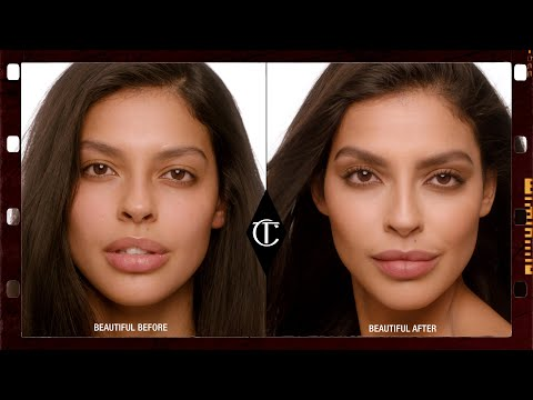 How To Get The Super 90s Look   Charlotte Tilbury