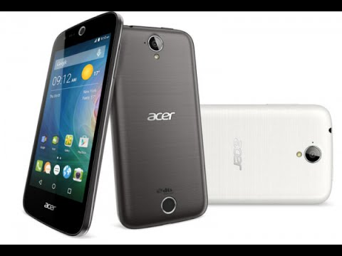Acer Liquid Z630  Hard Reset and Forgot Password Recovery, Factory Reset