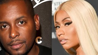 Nicki Minaj goes at it with Dj Self LHH Reality Star, she didn't give him a drop and he was mad