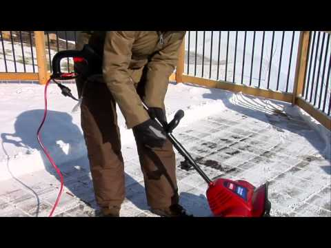 spectra tools electric snow shovel manual