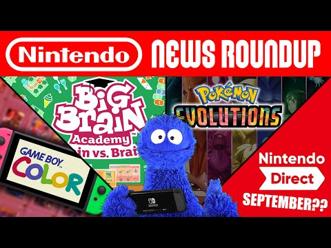 Surprise Game Announcement, New Pokémon Anime, Game Boy on NSO? | NINTENDO NEWS ROUNDUP