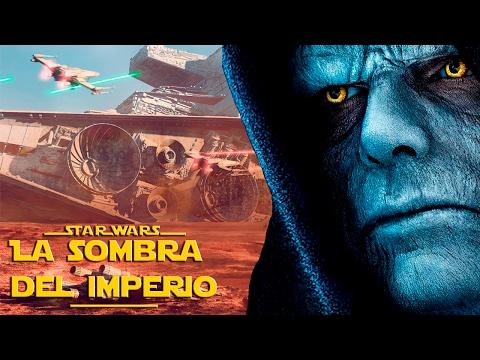 El plan final de Palpatine y el misterio de Jakku - Star Wars - La Sombra del Imperio