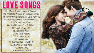 Best Romantic Love Songs Of All Time Playlist - Old Beautiful Love Songs 70s 80s 90s Collection