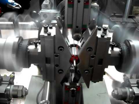 Automatic Fuel Pump Armature Winding Machine--Ningbo Nide Mechanical Equipment Co., Ltd.