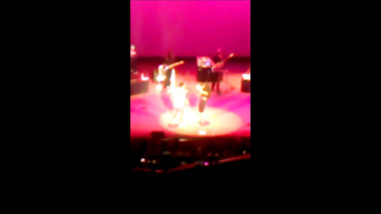 Eric and his backup singer! - YouTube