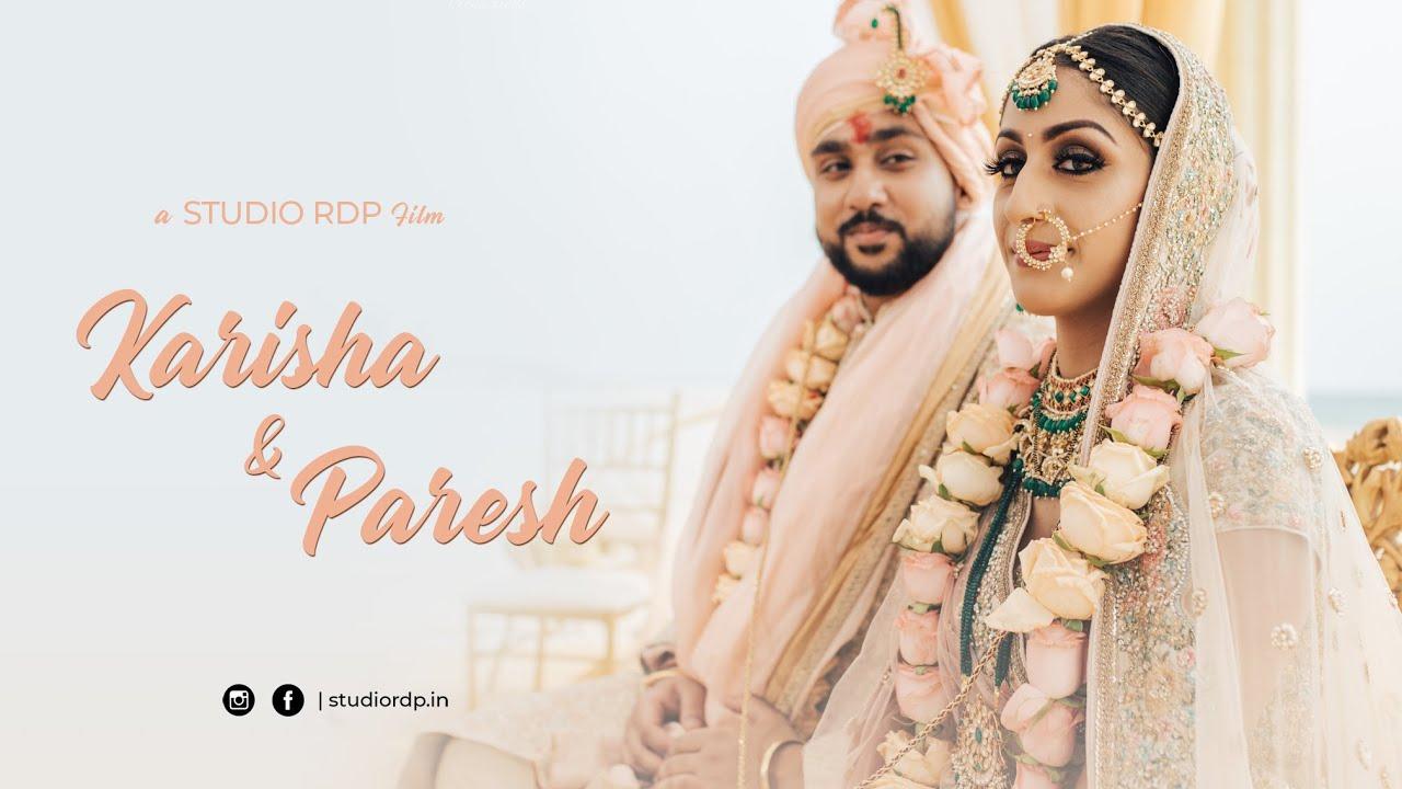 Karisha & Paresh - Wedding Teaser | ITC Grand Goa