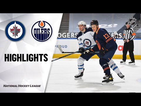 Jets @ Oilers