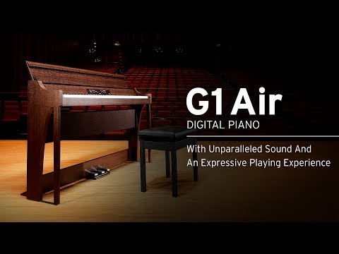 Korg G1 Air: With Unparalleled Sound And An Expressive Playing Experience