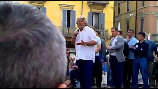 Grillo a Lodi - 21.05.2013 - II parte
