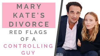 THE TRUTH ABOUT MARY KATE OLSEN: Red Flags Of A Controlling Relationship | Shallon Lester
