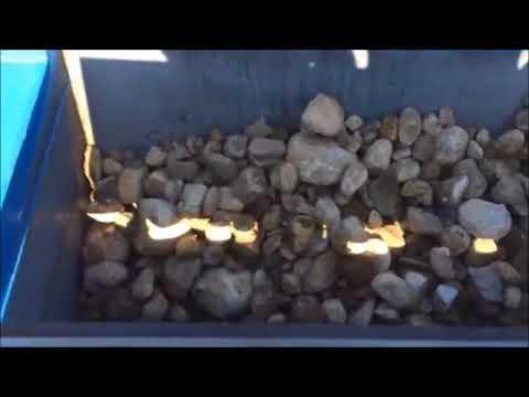 ramasseuse de pierres