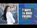 7 EASY WAYS to make new FRIENDS in Ukraine, Kiev
