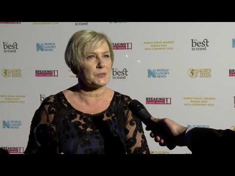 Fraser Suites Diplomatic Area - Rhona Porritt, Human Resources and Training Manager