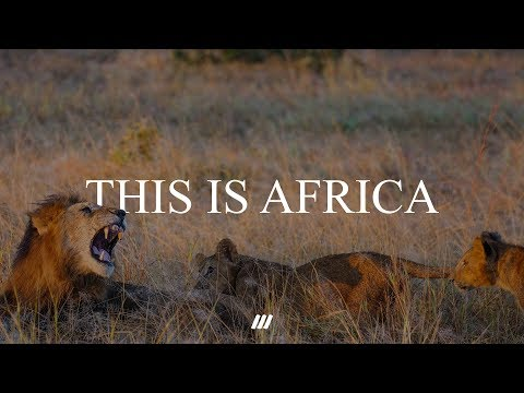 THIS IS AFRICA | GH5 (4K)