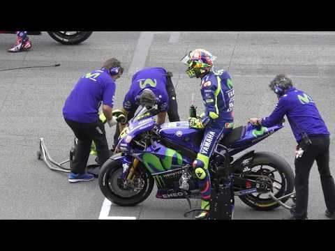 Valentino Rossi #46 wins Dutch MotoGP at Assen 2017