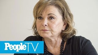 Roseanne Barr Breaks Silence After Show's Cancellation, Claims She Was 'Ambien Tweeting' | PeopleTV