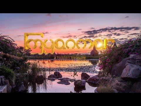 △Myanmar a Hidden Treasure - around the Globe #03