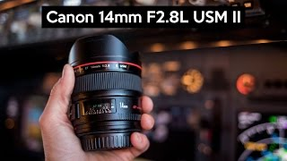 Canon EF 14mm F2.8L II USM vs 11-24mm F4 | super-wide-angle lens