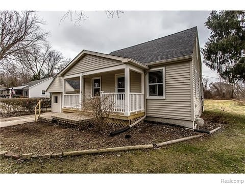 Farmington Hills Michigan Homes for Rent, 21166 OSMUS
