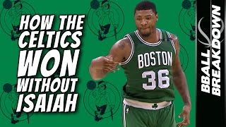 How the CELTICS Won Game 3 WITHOUT ISAIAH
