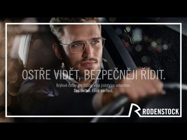 Rodenstock Road - brýle nejen pro řidiče