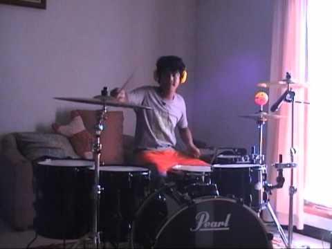 alexa-jangan pernah pergi (drum cover)