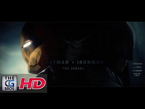 "CGI Animated Short Film *KICKSTARTER* ""Batman v Iron Man : The Jokers"" - by Root End"