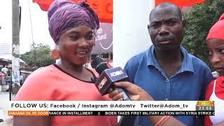 Post-Sex Behaviours - Odo Ahomaso on Adom TV (26-2-21)