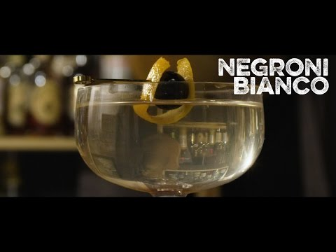 Negroni Bianco   How to Drink