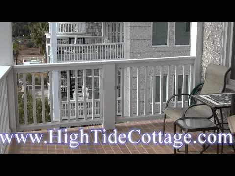HIGH TIDE COTTAGE on Saint Simons Island GA 31522