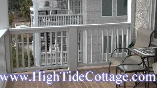 HIGH TIDE COTTAGE on Saint Simons Island GA 31522