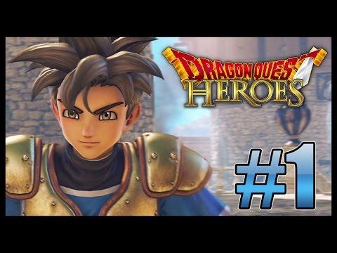 DRAGON QUEST HEROES - Début de l'aventure ! #1[FR]