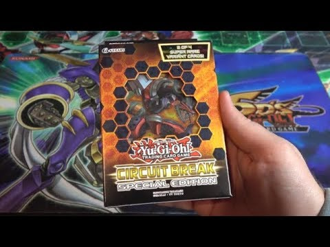 NEW Yugioh Circuit Break Special Edition Opening - Ra Sphere Mode & Stardust Chronicle Reprints!