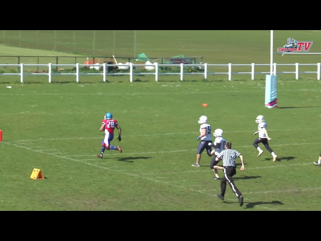 2017   Sussex Thunder vs Oxford Saints   Highlights