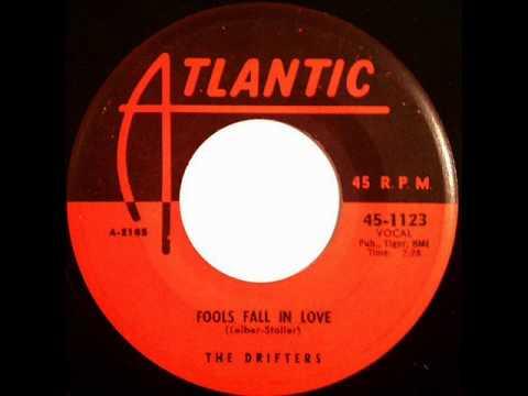 DRIFTERS - FOOLS FALL IN LOVE