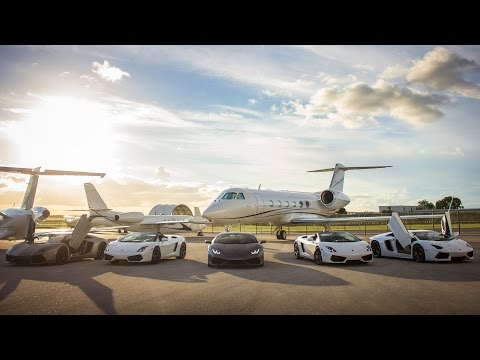 The Exotic Car Fleet of 2016 | mph club®