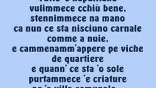 Gigi D'Alessio - Buongiorno(testo)