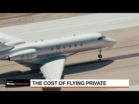 Private Plane Market Takes Off to Hit Max Speed of $16,000 A Hour