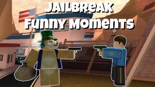Roblox Jailbreak Funniest Compilation