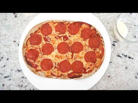 Best Healthy Low Calorie Pizza