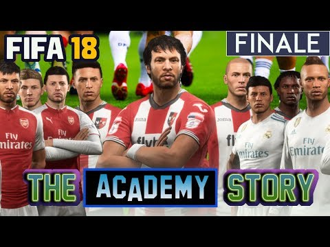FIFA 18 - The Academy Story – Series Finale