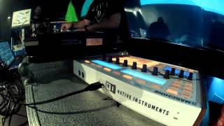 Mostly Robot: Behind the Scenes of Sónar 2012 | Native Instruments thumbnail