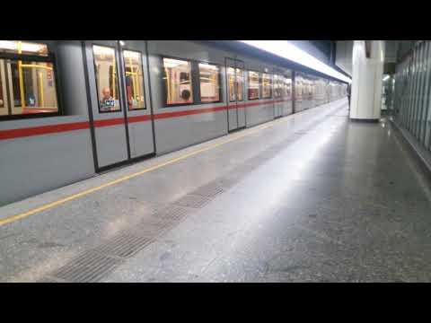 U Bahn Linie U3 Typ V Hütteldorfer Straße In Wien Youtube