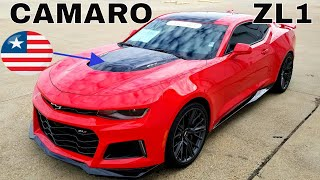 650 HP Camaro ZL1 Review (Better than my Corvette Grand Sport?)