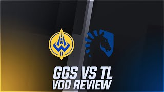 TL vs GGS - GGS misplays in the midgame cost them the match  - Week 7 LCS [ VOD Review ]