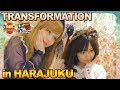 WHAT TO DO IN HARAJUKU, TOKYO?!  JAPANESE GIRL FASHION STYLE TRANSFORMATION with JapanInMotion