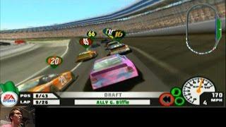 NASCAR PSP - Career Mode (2011) - Race 34/36
