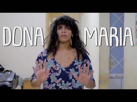 RESPOSTA DA DONA MARIA | Paródia da Música Dona Maria - Thiago Brava (part. Jorge)