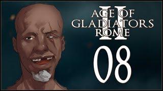 lEVEL 1 HERO - Age of Gladiators II: Rome - Ep.08!