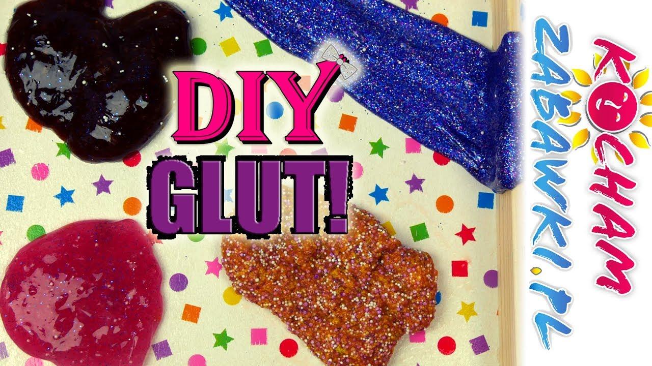 4 Sposoby na slime! • DIY • Jak zrobić gluta z kleju? • Kreatywne zabawki
